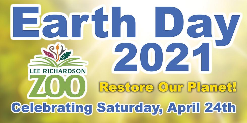 Lee Richardson Zoo - Earth Day 2021