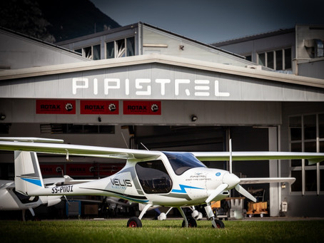 AIRCRAFT OF THE FUTURE – PIPISTREL
