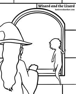 [004] Coloring Page
