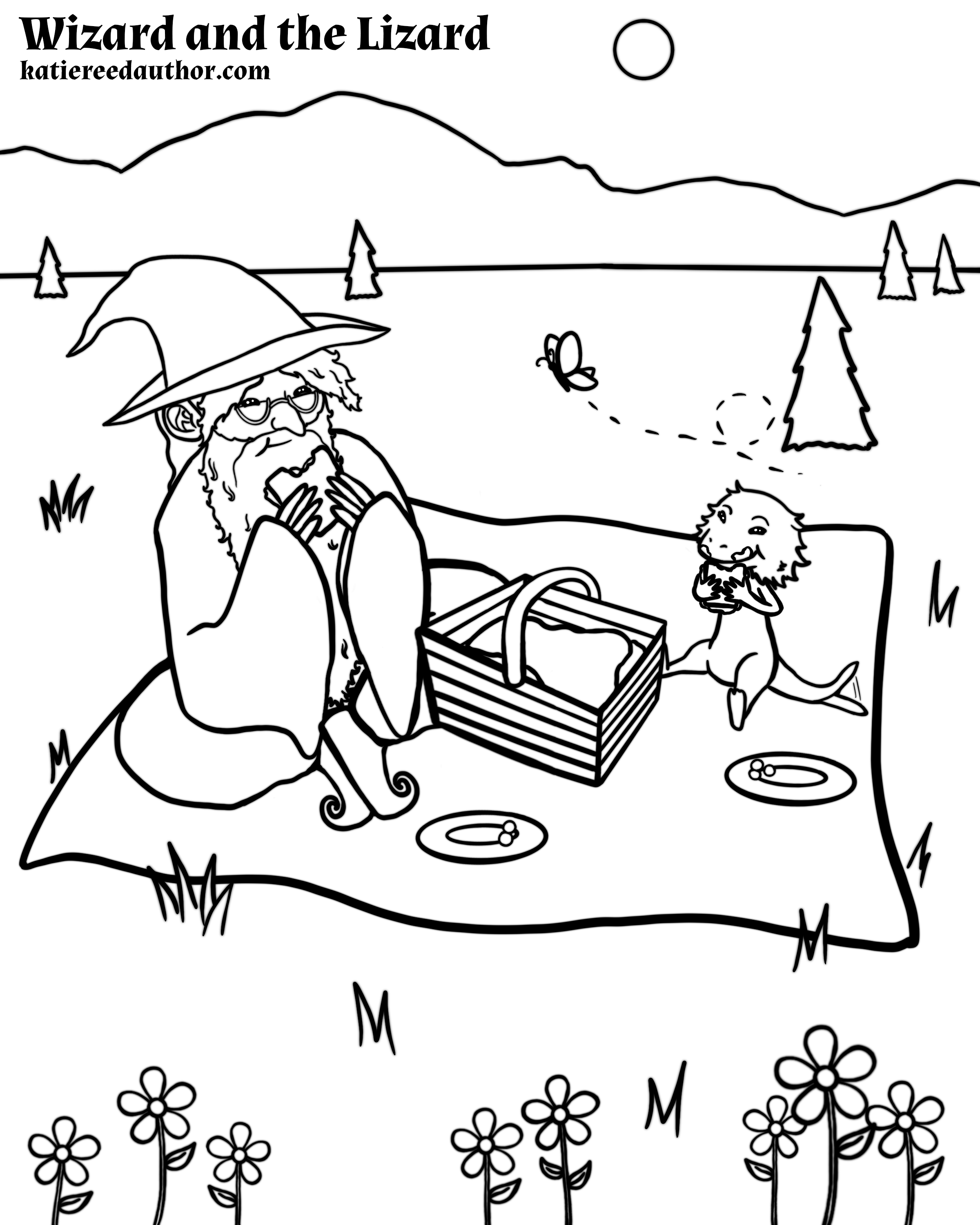 [005] Coloring Page