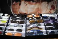 lunettes de soleil à la vue