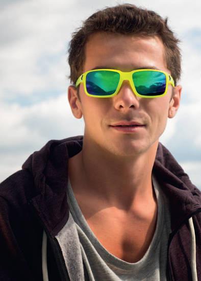 lunettes de ski à la vue