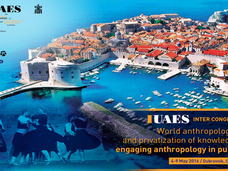 Notes from the Section Leadership: ASAP sessions at the IUAES in Dubrovnik (May 2016)
