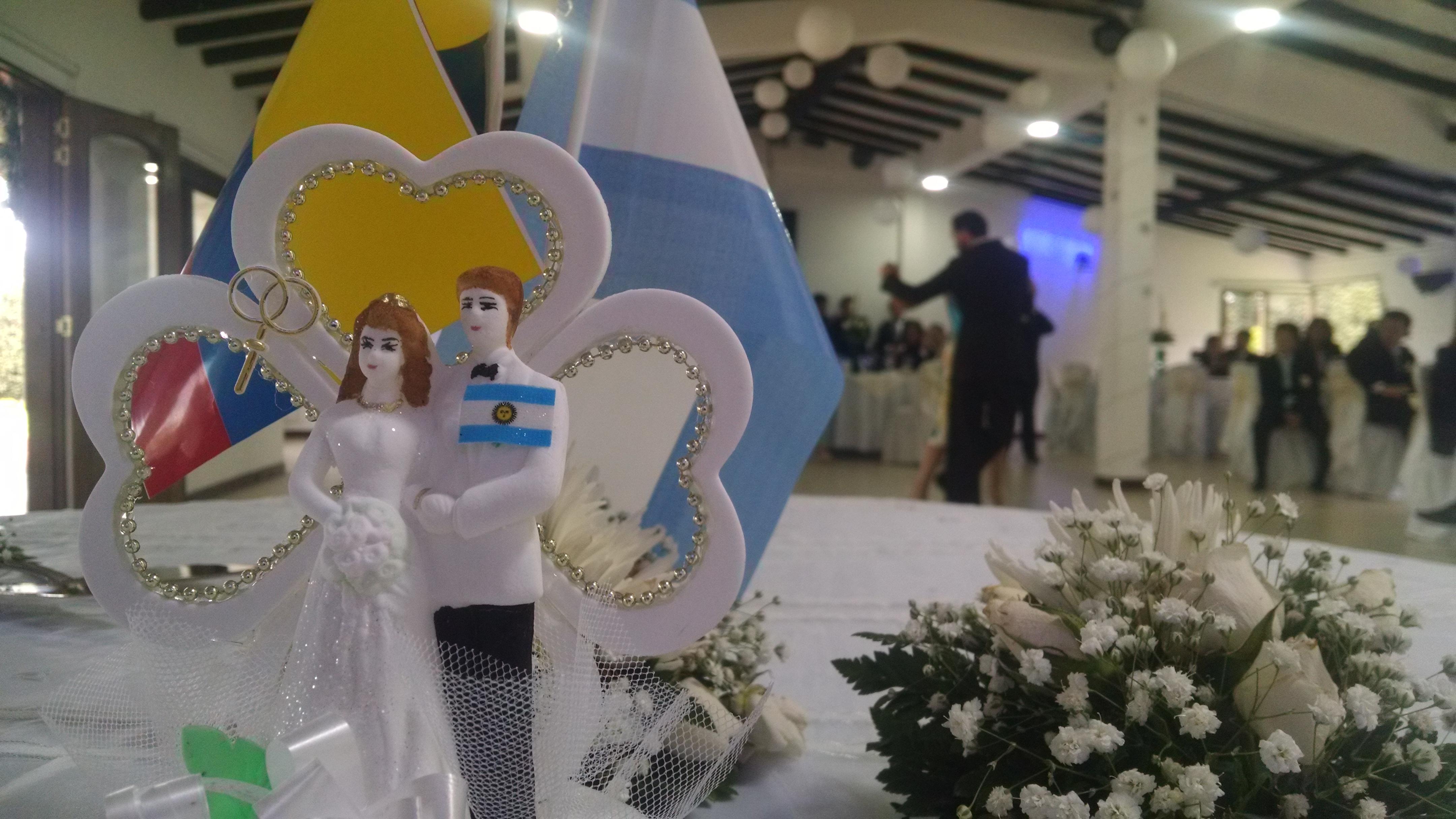 rumba de matrimonio