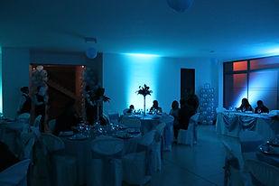 iluminacion LED decorativa, Alquiler de barras y pares led para decaracion de interiores y exteriores enfocados en fiestas y eventos de todo tipo LED decorativo