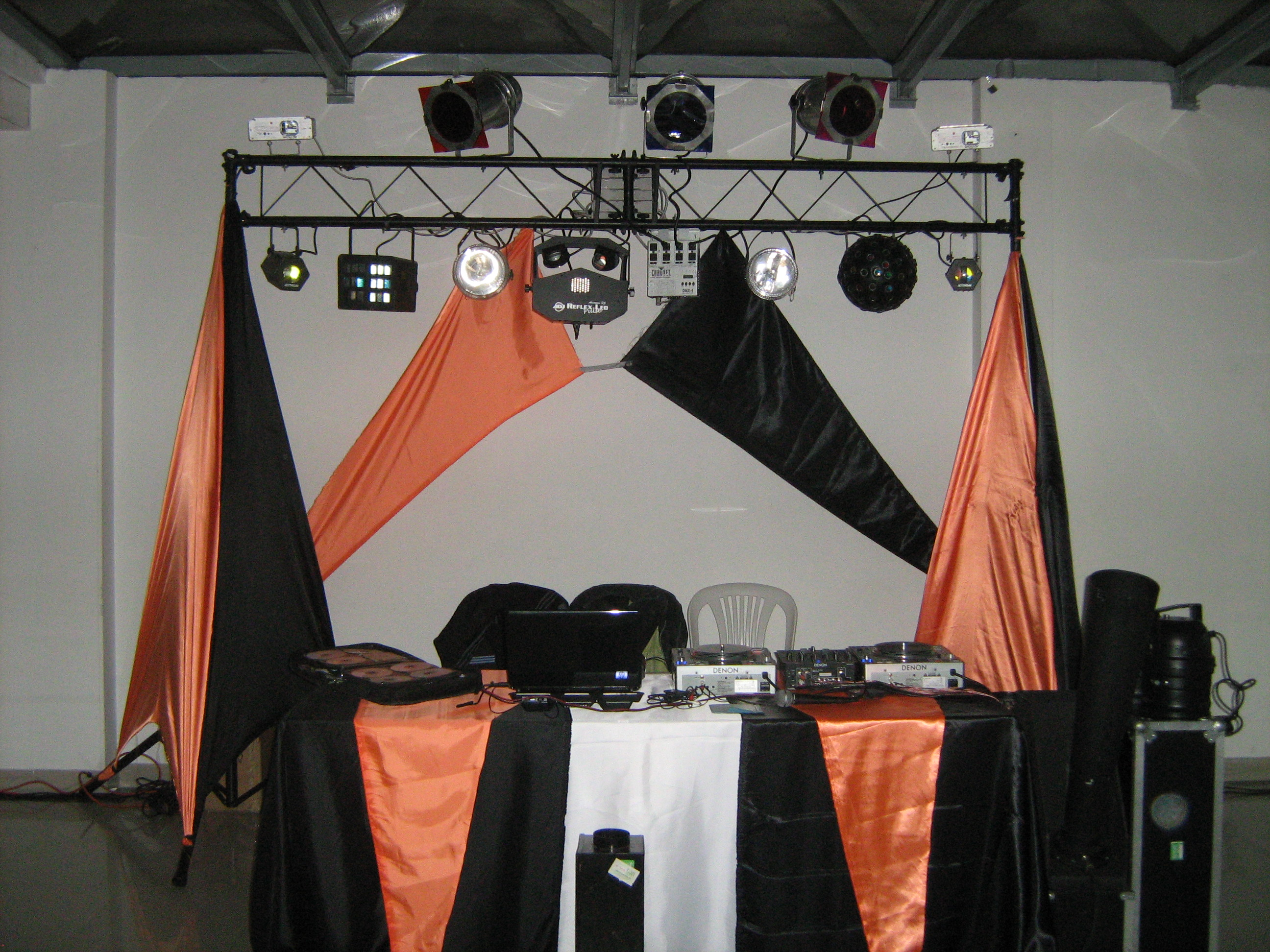 sonido para fiesta de disfraces 2