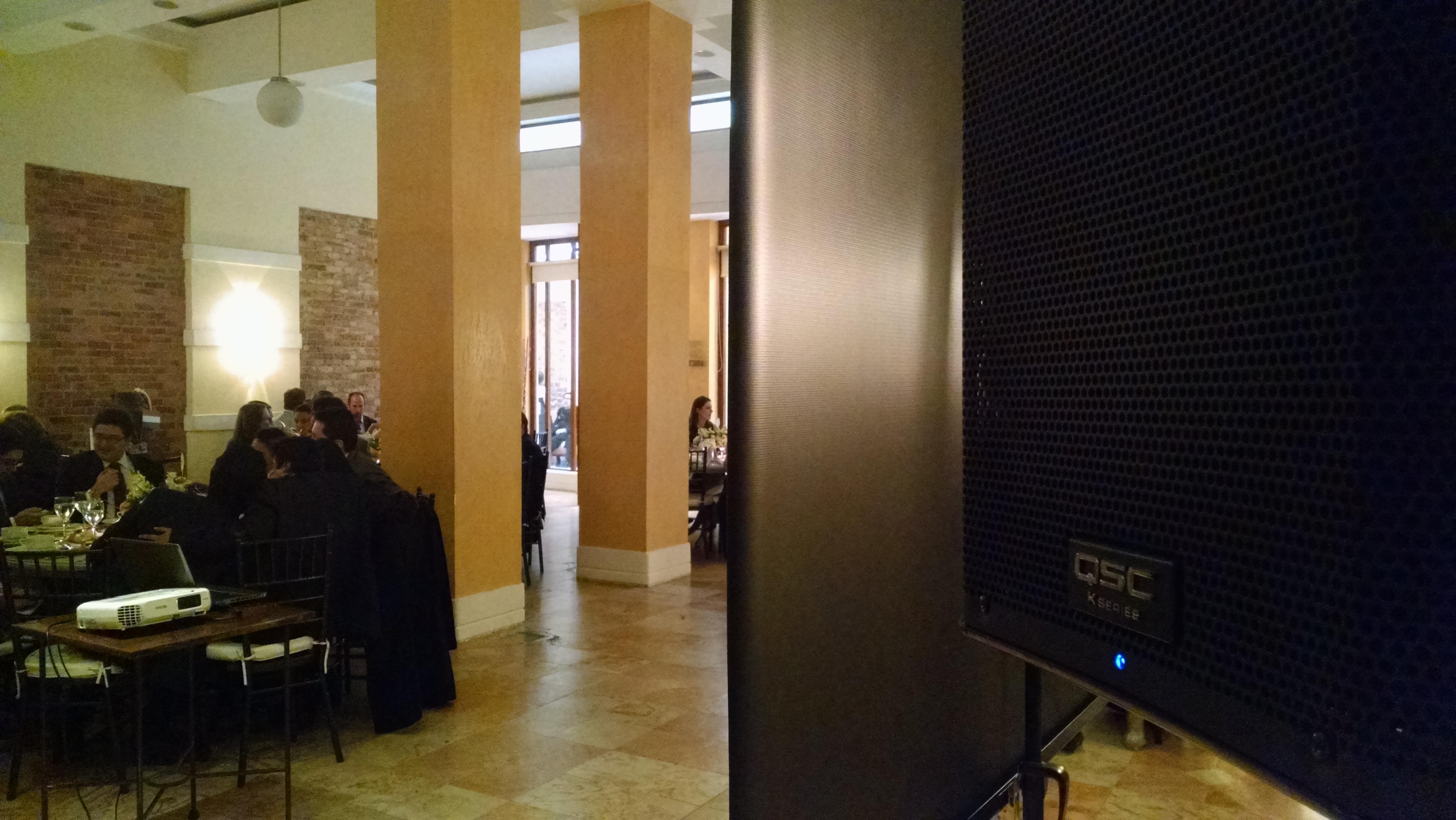 cabinas de sonido