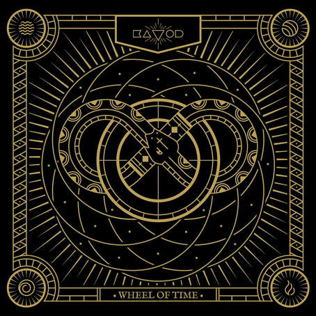 "Kavod - ""Wheel of Time"""