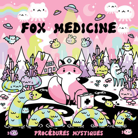 "Fox Medicine -""Procedures Mystiques"""