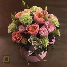 дотавка цветов спб. букет на валентина спб