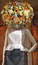 Ботаника, цветочная мастерская, оформление витрин, декор интерьеров, флористика, витринистика