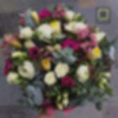 Весенний букет с тюльпанами, гиацинтами, нарциссами, женский день, 8 марта