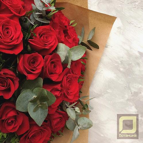 Букет роз. 093