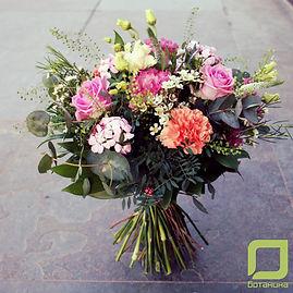 доставка цветов СПб, доставка букетов СПб, флористика, Ботаника СПб
