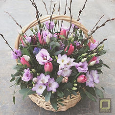 весенние цветы спб