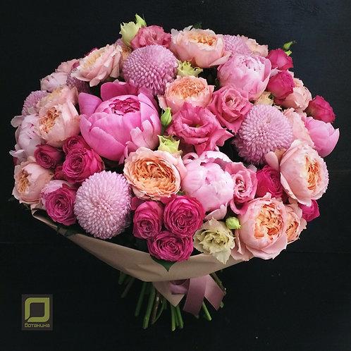 Изысканный букет цветов. 146.