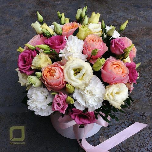 Цветы в коробке. 129