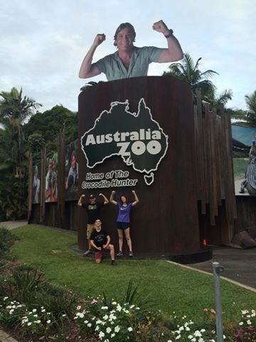 Gavin australia zoo