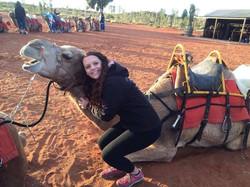 Slider - Camel hug