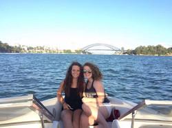 Sydney Harbor students