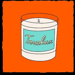 Cartoon Candle Teal.png