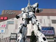 2021年3月 ダイバーシティ東京に出店が決定!