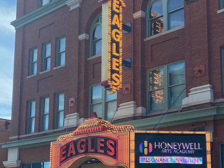 Our Home, Eagles Theatre