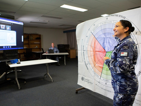 #AFSTRAT: Seeing the Bigger Picture: Developing Strategic Acumen in RAAF Personnel – Matt Kelly