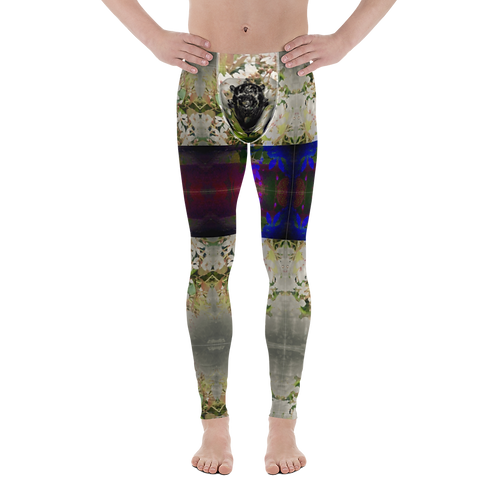 SLAY Yoga X Rock Mercury Men's Leggings