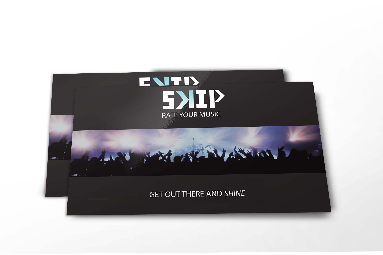 SKIP Post Card