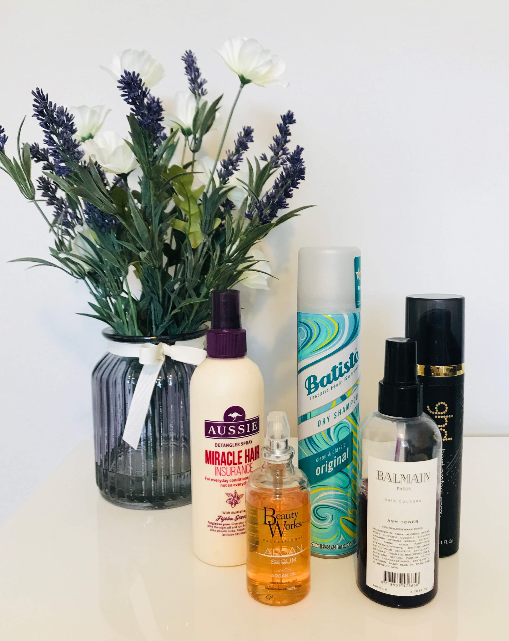 My Favourite Fighting Five Products For Highlighted Hair With Or