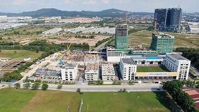 Edusentral Overall Development – Front V