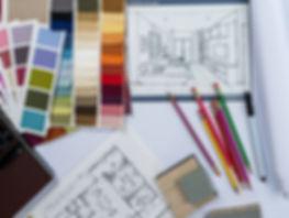 Interior Design and interior Decorating services