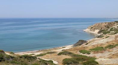 Aphrodite Hills Resort Beach