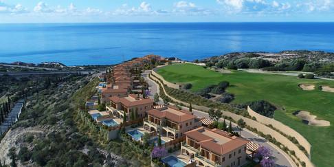 Aphrodite hills luxury properties