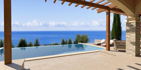 Aphrodite Hills holiday villas