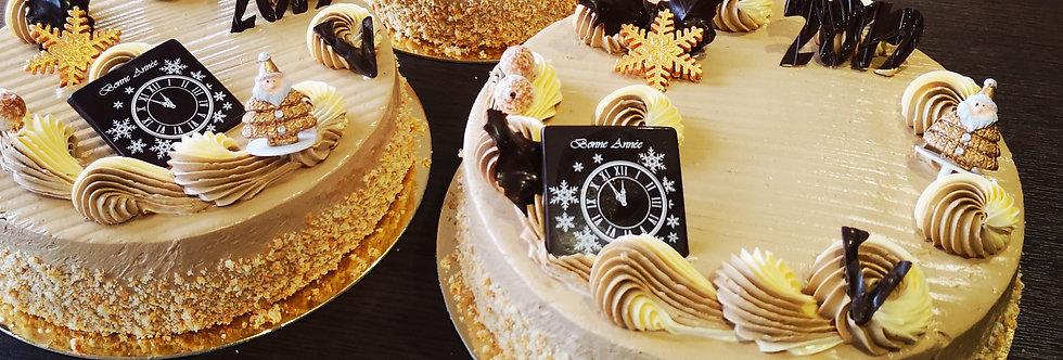 Gâteau Beurre Chocolat 5 p