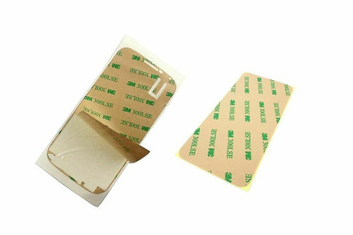 Samsung Note N7000 Glas Scheibe Touch Rahmen Kleber Klebestreifen Vorne 3M