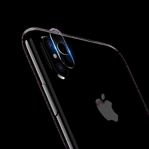 iPhone X Panzerglas für Kamera Linse Hinten 9H AA+