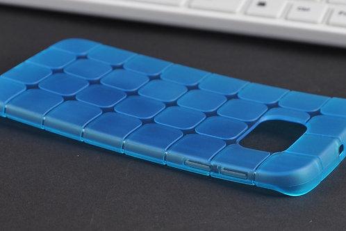 RUBIK TPU Soft Hülle für iPhone 5G / 5S / SE BLAU