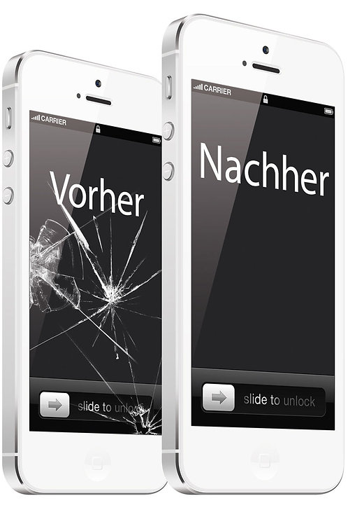 iPhone 5G / 5S / 5C / SE Displayreparatur