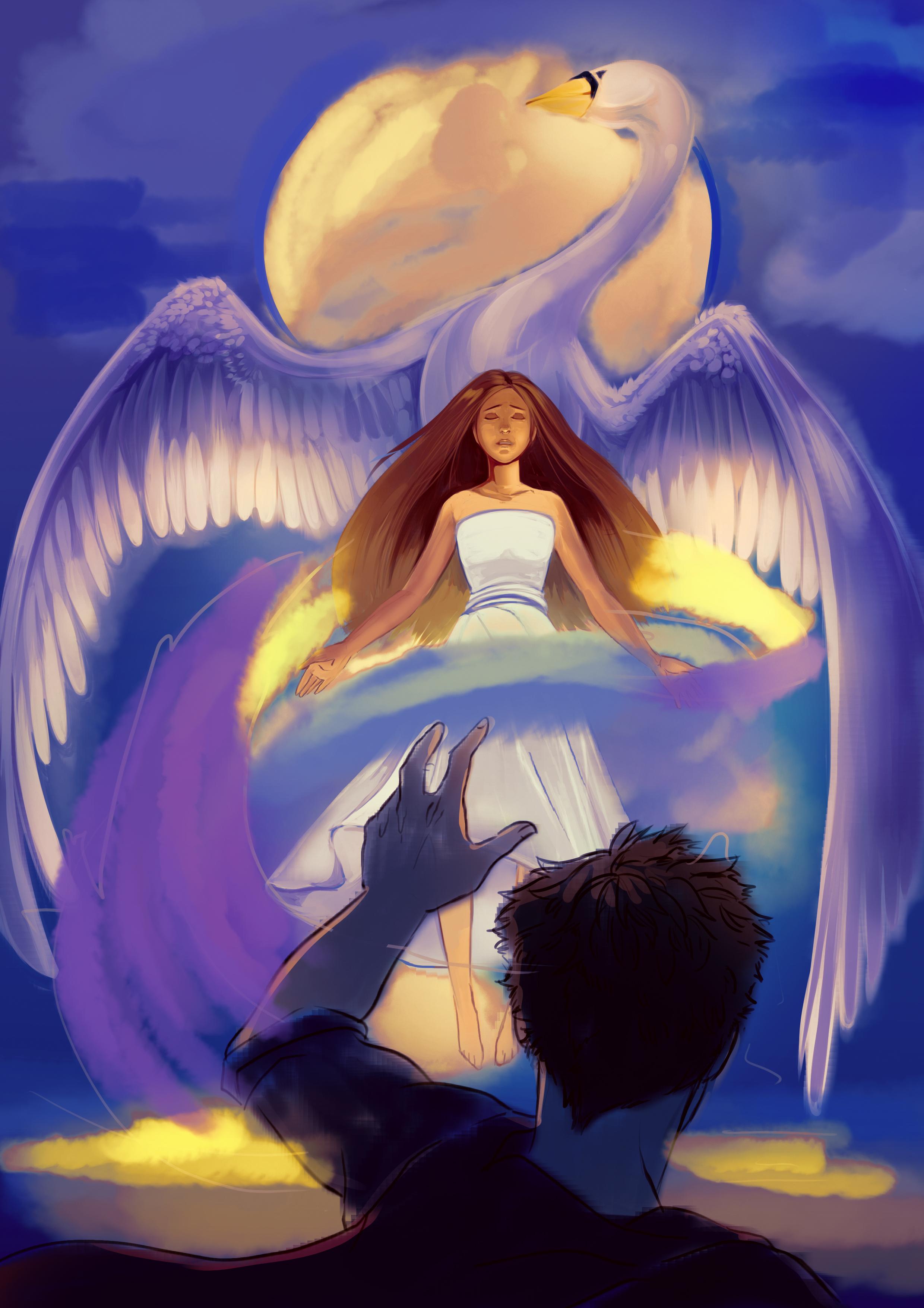 Swan Princess WIP