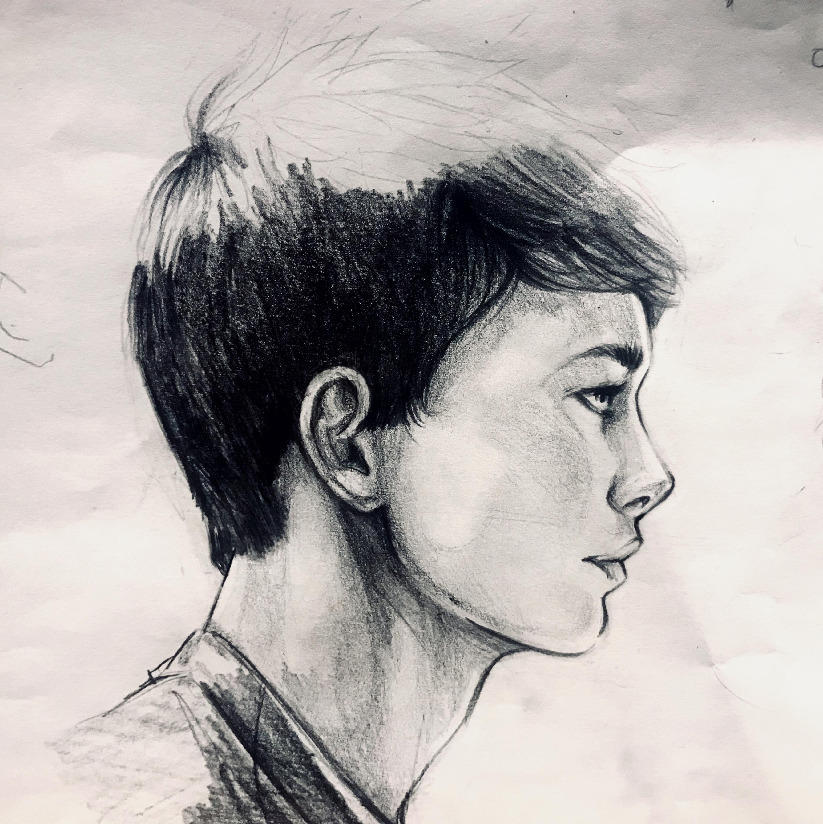 Profile man study