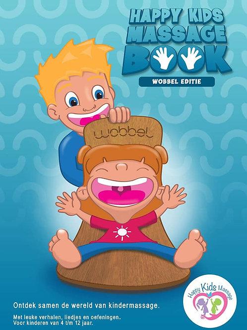 Happy Kids Massage wobbel editie