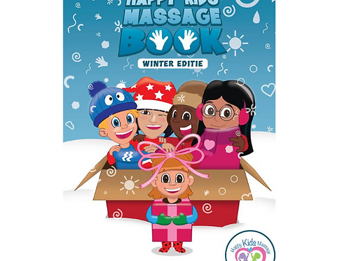 Happy Kids Massage boek Herfst/winter