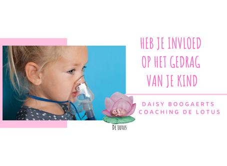 Heb jij invloed op het gedrag van je kind?