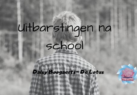 Een intense eerste schoolweek.