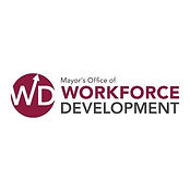mayor's office of workforce development logo