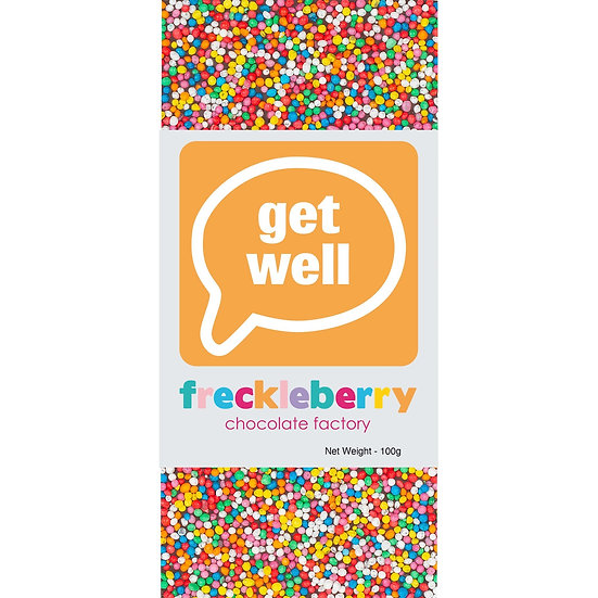 GET WELL FRECKLE