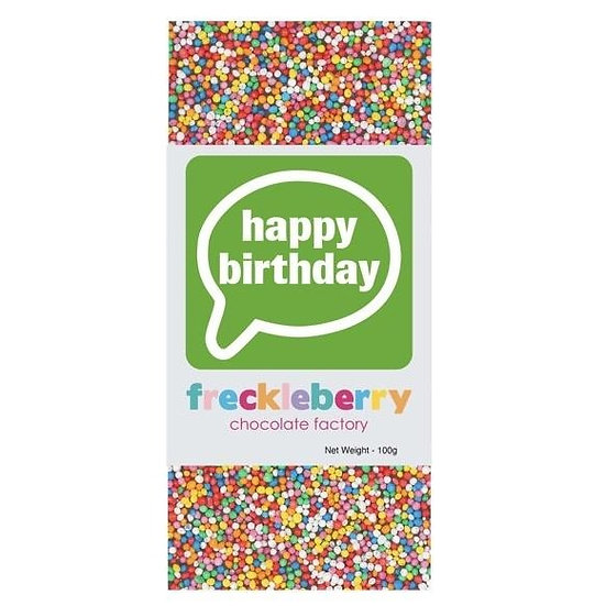 HAPPY BIRTHDAY FRECKLE